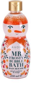 Avon Mr. Frosty duftender Badeschaum