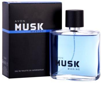 Avon Musk Marine eau de toilette férfiaknak 75 ml