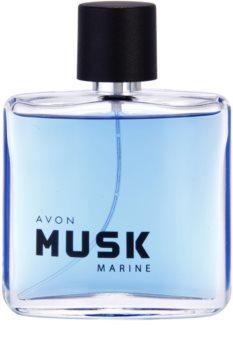 Avon Musk Marine eau de toilette pentru barbati 75 ml