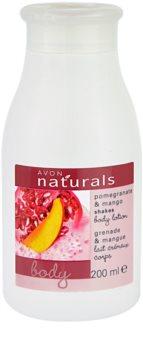 Avon Naturals Body könnyű testápoló krém