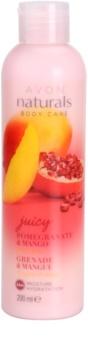 Avon Naturals Body lekkie mleczko do ciała