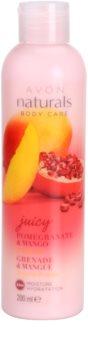 Avon Naturals Body Light Body Milk
