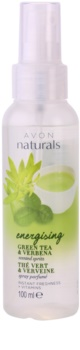 Avon Naturals Body Body Spray With Green Tea And Verbena