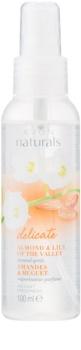 Avon Naturals Body spray corporel à l'amande et muguet