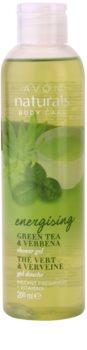 Avon Naturals Body erfrischendes Duschgel mit grünem Tee und Verbena