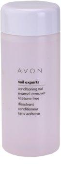 Avon Nail Experts ápoló körömlakklemosó aceton nélkül