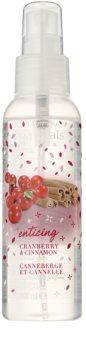 Avon Naturals Fragrance spray do ciała z żurawiną i cynamonem