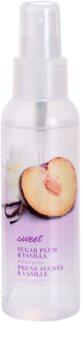 Avon Naturals Fragrance spray corpo con prugna e vaniglia