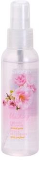 Avon Naturals Fragrance spray corporal com flor de cerejeira