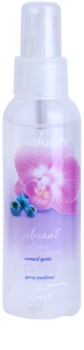 Avon Naturals Fragrance spray corporel à l'orchidée et myrtille