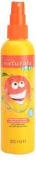 Avon Naturals Kids spray pentru par usor de pieptanat
