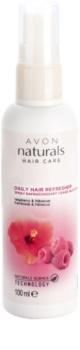 Avon Naturals Hair Care спрей   для жирного, тонкого та ламкого волосся