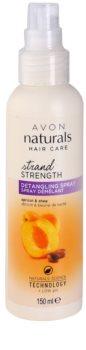 Avon Naturals Hair Care spray de cabelo  para fácil penteado de cabelo