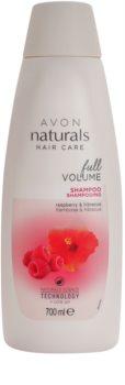 Avon Naturals Hair Care шампунь для тонкого та ослабленого волосся