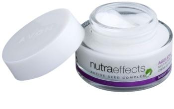 Avon Nutra Effects Ageless Nachtcreme mit erneuernder Wirkung