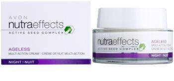 Avon Nutra Effects Ageless нічний відновлюючий крем