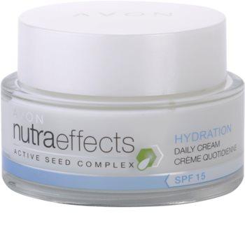 Avon Nutra Effects Hydration hidratáló nappali krém SPF 15