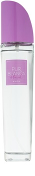 Avon Pur Blanca Blush eau de toilette para mujer 50 ml