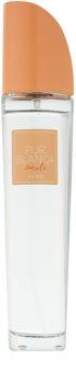 Avon Pur Blanca Smile eau de toilette pentru femei 50 ml