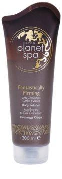 Avon Planet Spa Fantastically Firming festigendes Bodypeeling mit Auszügen aus Kaffee