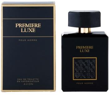 Avon Premiere Luxe eau de toilette férfiaknak 75 ml