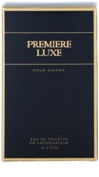 Avon Premiere Luxe toaletní voda pro muže 75 ml