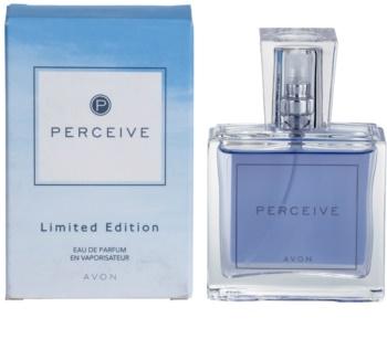 Avon Perceive Limited Edition Parfumovaná voda pre ženy 30 ml