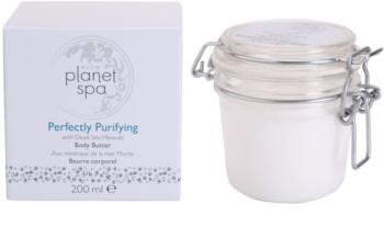 Avon Planet Spa Perfectly Purifying crema de corp cu minerale de la Marea Moarta