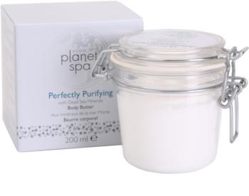 Avon Planet Spa Perfectly Purifying krema za telo z minerali Mrtvega morja