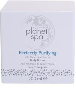 Avon Planet Spa Perfectly Purifying krem do ciała z minerałami z Morza Martwego