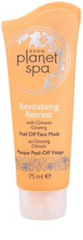 Avon Planet Spa Chinese Ginseng revitalisierende Peel-off Maske