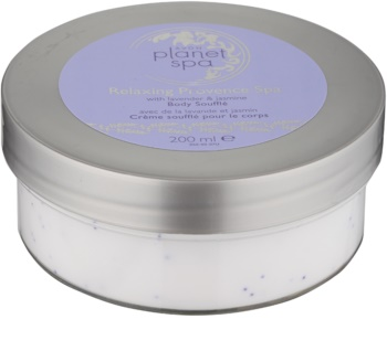 Avon Planet Spa Provence Lavender hidratantna krema za tijelo s lavandom