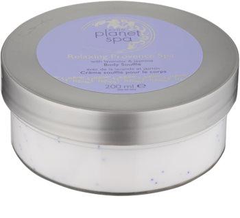 Avon Planet Spa Provence Lavender hydratačný telový krém s levanduľou