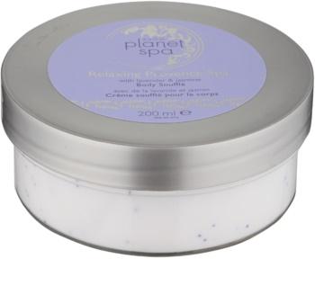Avon Planet Spa Provence Lavender hydratisierende Körpercreme mit Lavendel