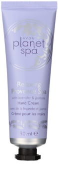 Avon Planet Spa Provence Lavender crema idratante mani con lavanda