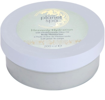 Avon Planet Spa Heavenly Hydration crema corporal hidratante
