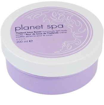 Avon Planet Spa Thailand Lotus Flower Nourishing Body Cream Notino