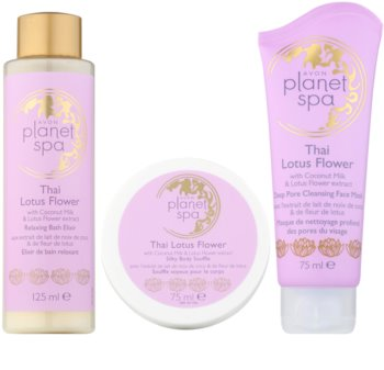 Avon Planet Spa Thailand Lotus Flower Cosmetic Set I Notinocouk
