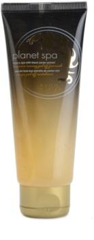 Avon Planet Spa Luxury Spa luxus regeneráló lehúzható arcmaszk fekete kaviár kivonattal