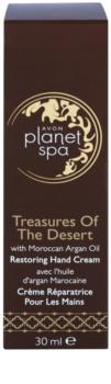 Avon Planet Spa Treasures Of The Desert krema za roke z arganovim oljem