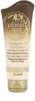 Avon Planet Spa Treasures Of The Desert Fiatalító tisztító krém marokkói Argan Oil kivonattal