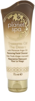 Avon Planet Spa Treasures Of The Desert Restoring Facial Cleanser with Moroccan Argan Oil