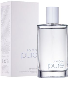 Avon Pure Eau de Toilette für Damen 50 ml