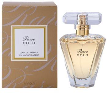 Avon Rare Gold eau de parfum para mulheres 50 ml