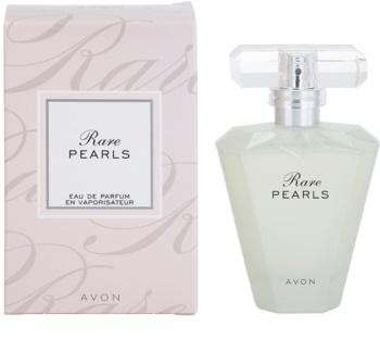 Avon Rare Pearls eau de parfum per donna 50 ml
