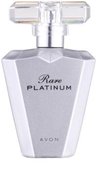 Avon Rare Platinum Eau de Parfum para mulheres 50 ml