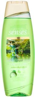 Avon Senses Oriental Zen sprchový gel s vůní jasmínu