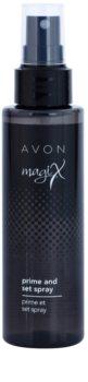 Avon Magix primer e fixador de maquilhagem em spray  2 em 1