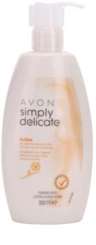 Avon Simply Delicate Gel für die Intimhygiene