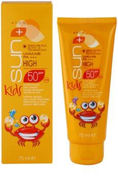Avon Sun Kids Kinder Zonnebrandcrème  SPF 50